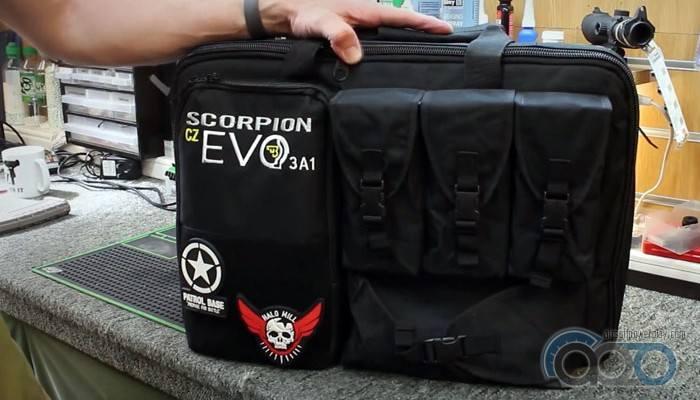 Сумка для ASG Scorpion Evo 3 A1