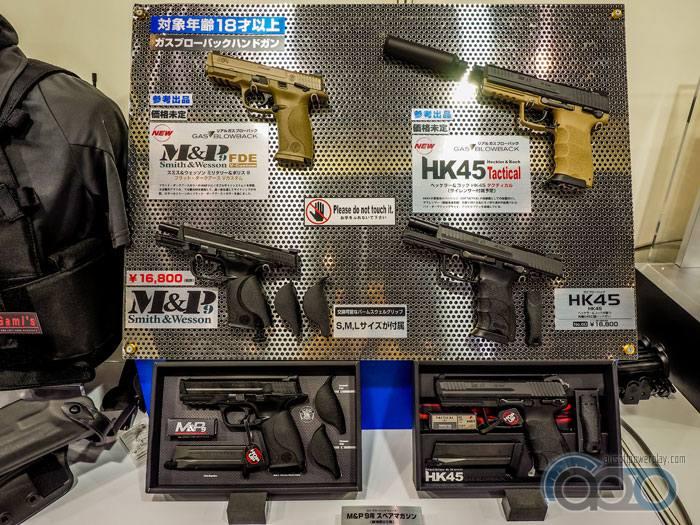 TM H&K45T