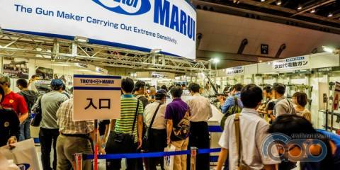 Tokyo Marui выставка