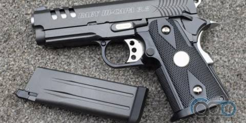 WE пистолет HI-CAPA 3.8