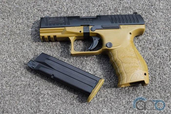 Walther PPQ M2 GBB от VFC 2