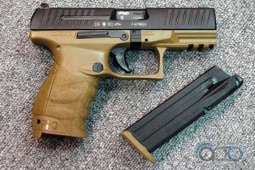 Walther PPQ M2 GBB от VFC 4
