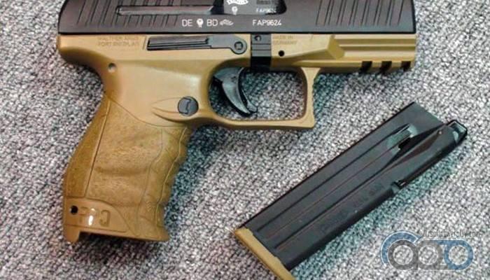 Walther PPQ M2 GBB от VFC 4