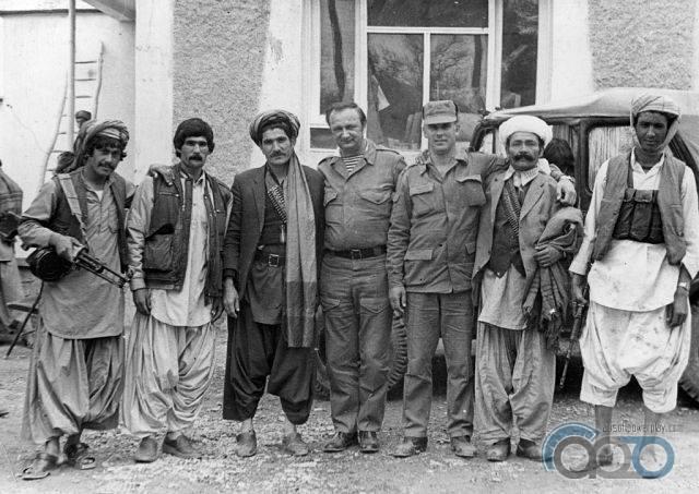 афганистан 1985