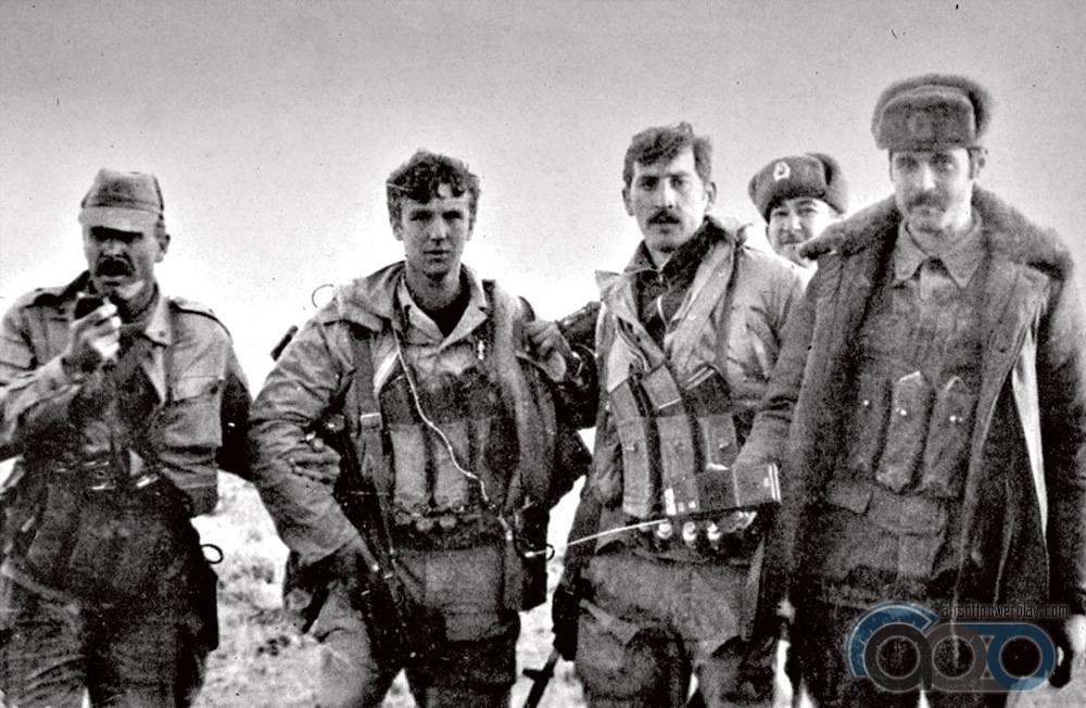 афганистан 1987