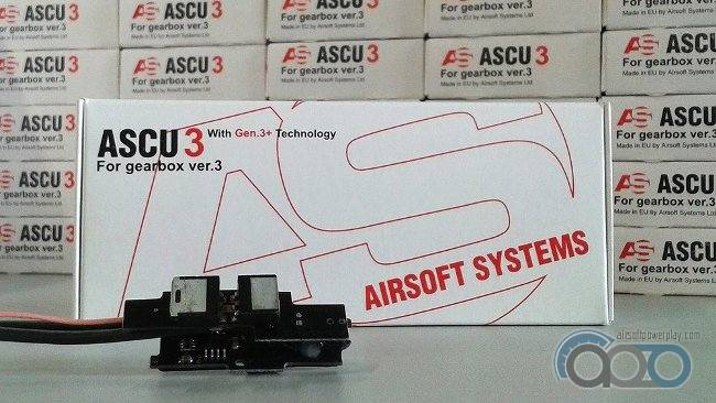 ascu 3 Airsoft Systems ключ
