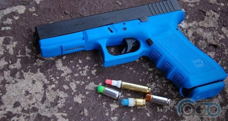 пистолеты для варбола