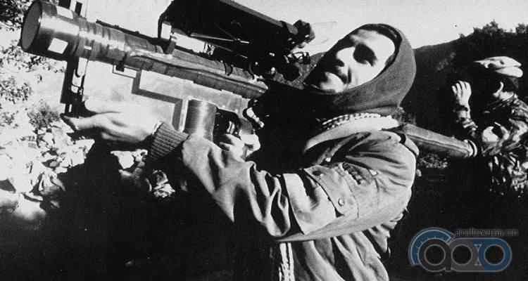 стингер афганистан (ПЗРК)