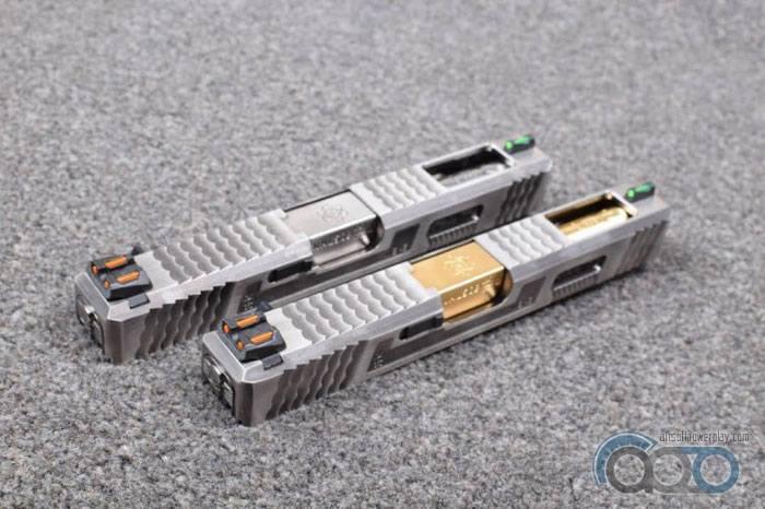 ATEI затвор для Glock18c GBB