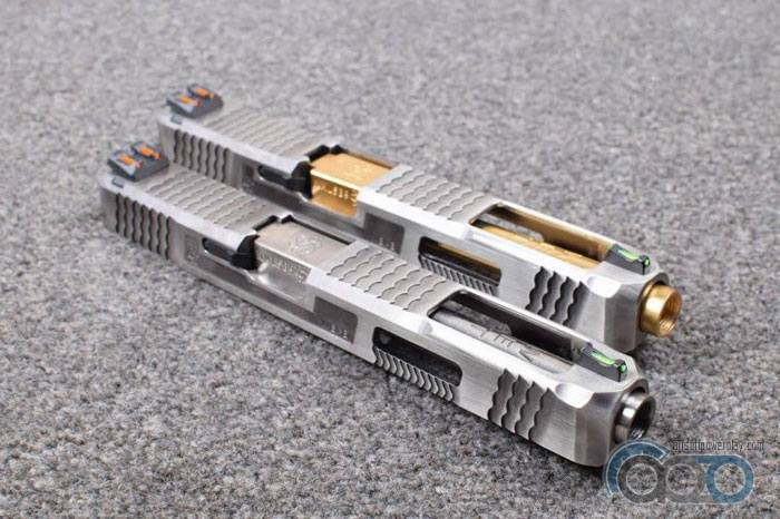ATEI затвор для Glock34 GBB