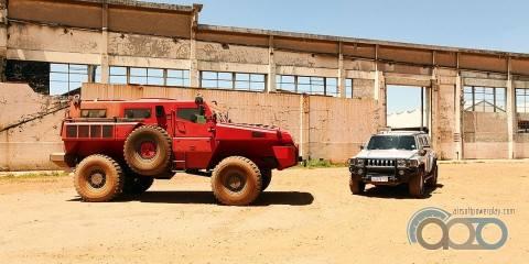 Marauder vs Hummer