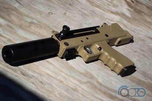 Модульный пистолет DMG Series-2