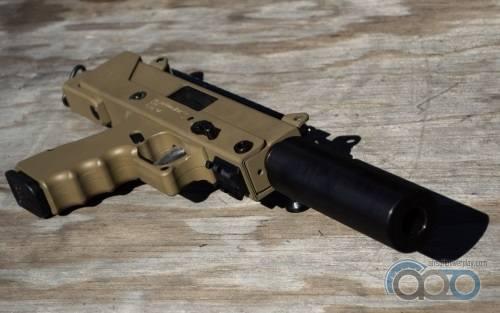 Модульный пистолет DMG Series