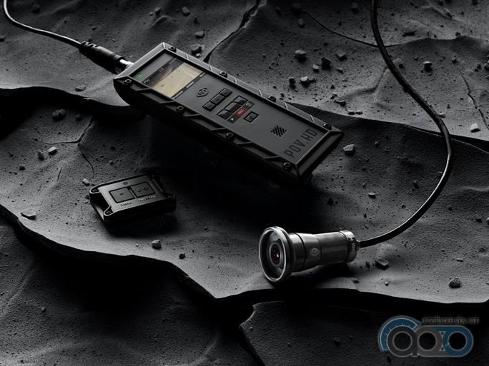 Vio Pov HD экшн камера для военных