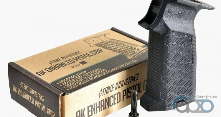 Пистолетные рукоятки Strike Industries