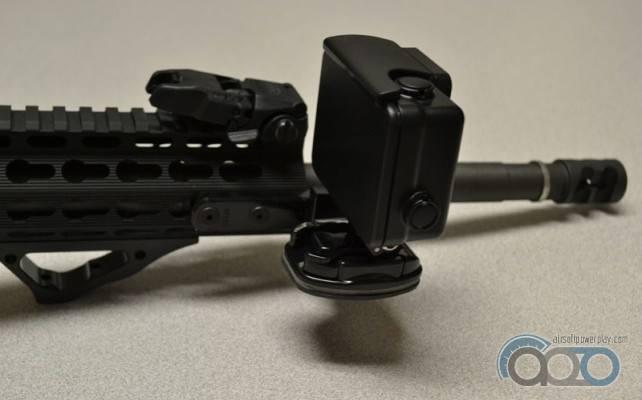 SPEED-GoPro-крепление под keymod