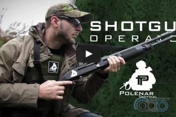 Стрельба из дробовика от Polenar Tactical