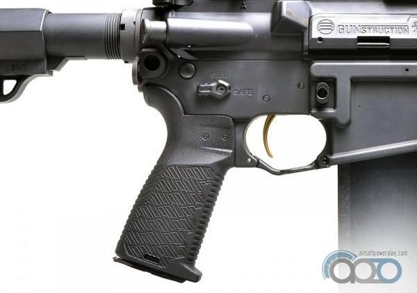 пистолетная рукоять Strike Industries для AR15 (2)