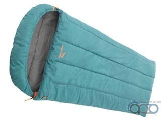 комбинированный спальный мешок