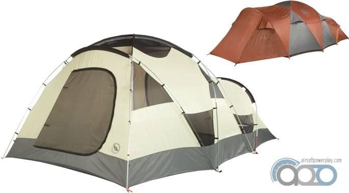 Палатка Big Agnes Flying Diamond 6