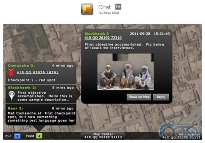 приложение TacticalChat