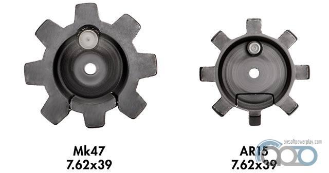 Mk47-vs AR15 bolt