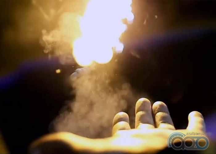 фаерболы своими руками pyro