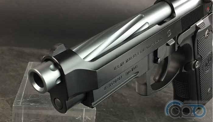 laylax-внешний ствол для  M9A1