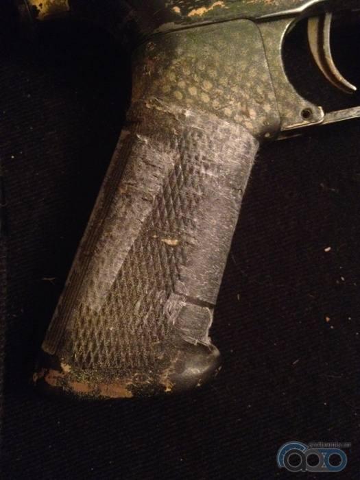 пистолетная рукоять Tango 1