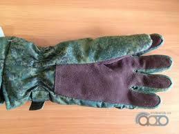 новые рукавицы вс рф