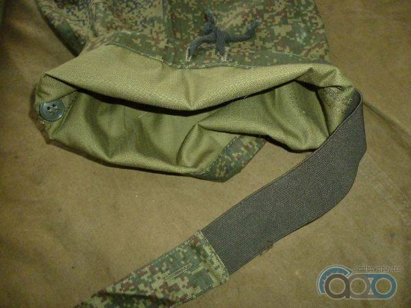 стопоры и резинки военной формы ВС РФ