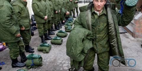 военная форма ВС РФ новая