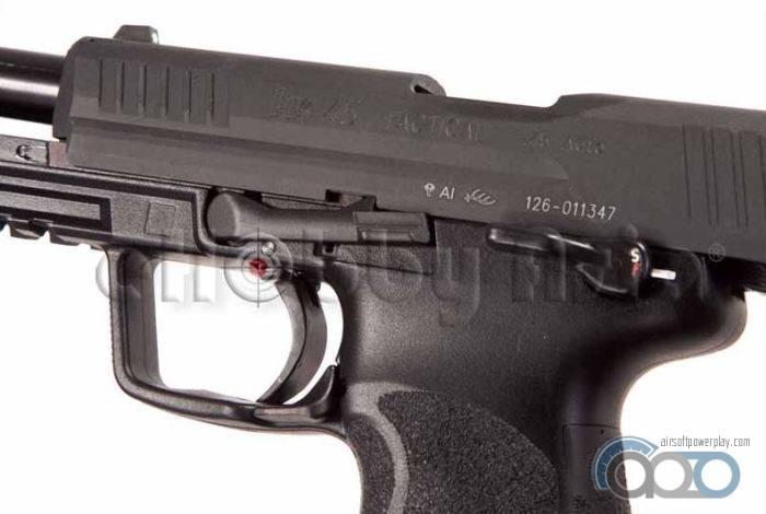 HK45 Devgru пистолет