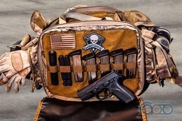 Тактическая сумка от Grey Ghost Gear