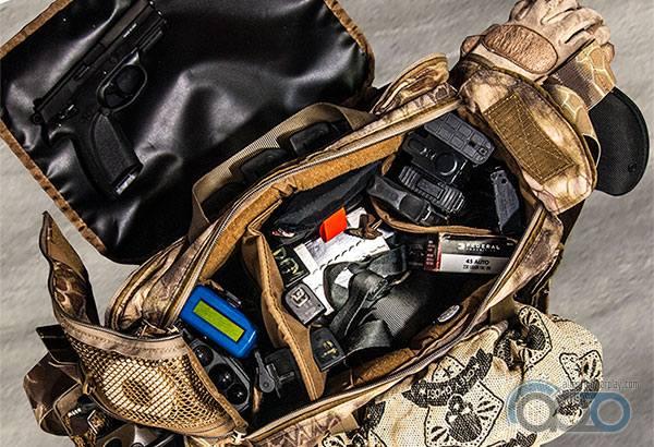 Тактическая сумка от Grey Ghost Gear2