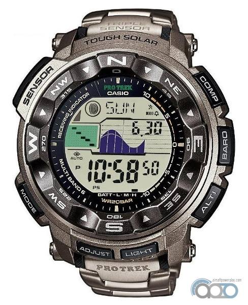 часы Casio PRW2500T Military Watch