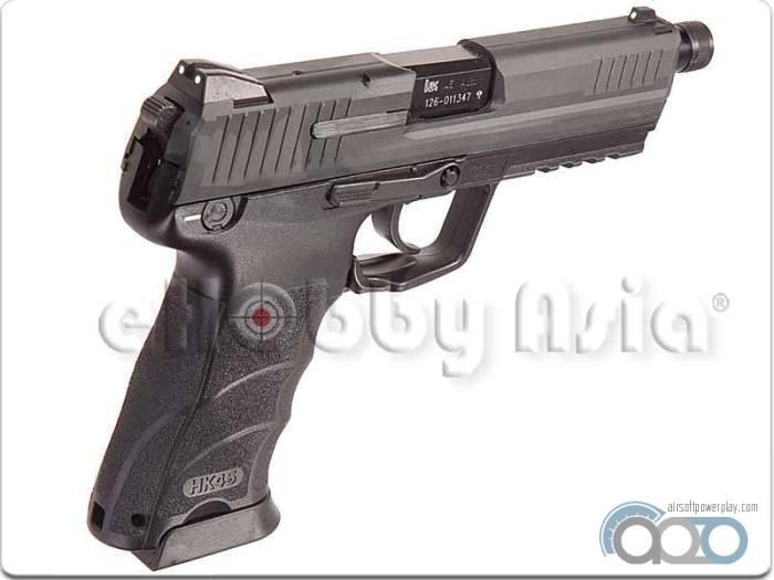 кастом HK45 от Umarex