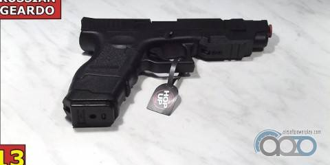 обзор gbb glock 26 advanced TM