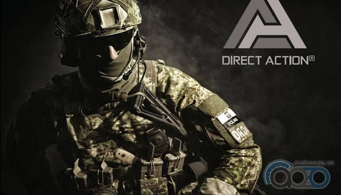 Каталог снаряжения Direct Action 2015