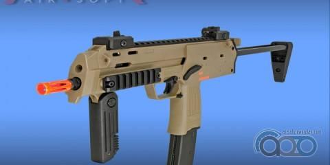 MP7 GBB от Umarex в FDE