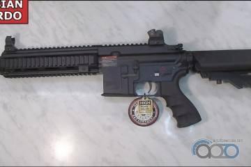 G&G HK416 обзор