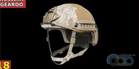 реплика OpsCore FAST Ballistic Helmet обзор