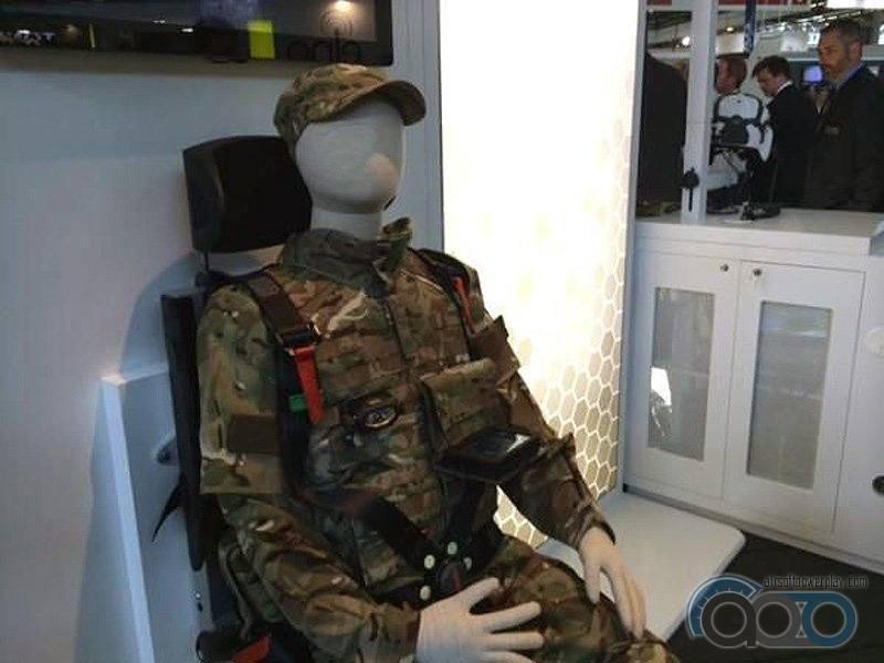 современная защита солдата