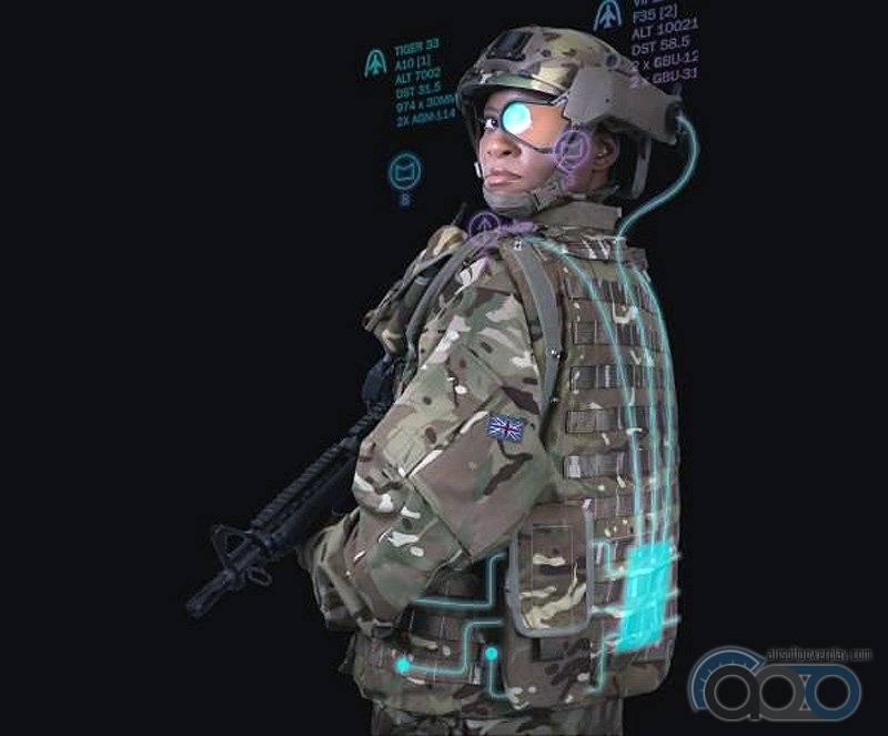 новые разработки военные зрение
