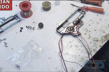 проводка  G&G HK4116 AEG