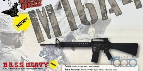 BOLT M16A4 B.R.S.S.