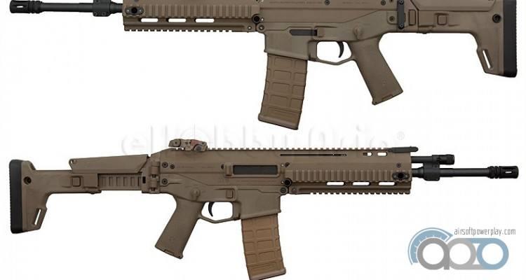 PTS Masada GBB винтовка