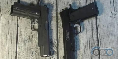 RWA Nighthawk Custom Recon VS RWA Nighthawk GRP Recon CNC