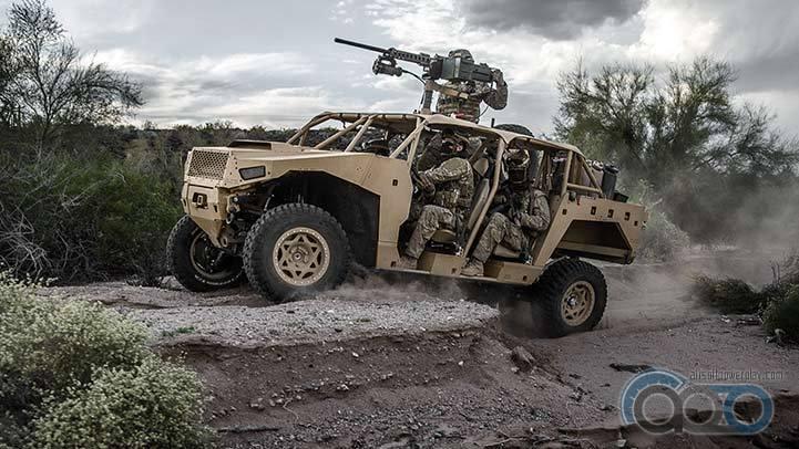 DAGOR боевой автомобиль 1