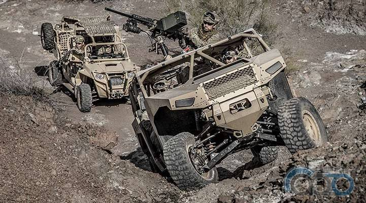 DAGOR боевой автомобиль